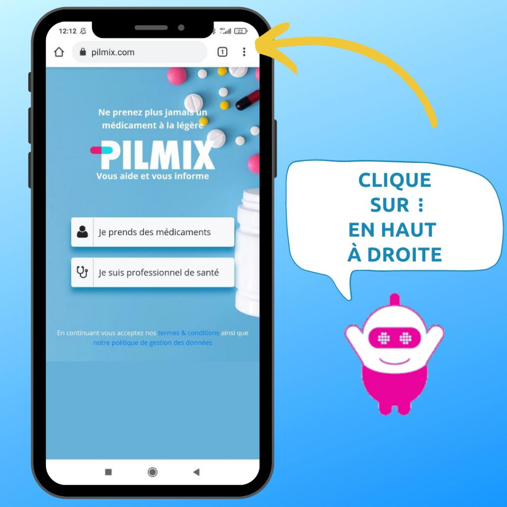 application PILMIX